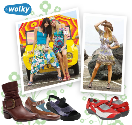 Benefits of Wolky Shoes