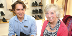 Beryl Cole – I can dance again thanks to Foot Solutions